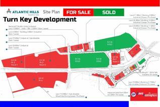 6000 m2 - 112800 m2 Industrial Vacant PLOTS FOR SALE Atlantic Hills Durbanville @ R 1 ...