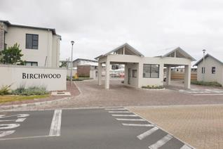GROUND FLOOR AND 1ST FLOOR APARTMENTS - BIRCHWOOD – BRACKENFELL SOUTH   This stunning ...