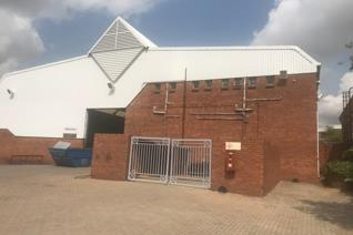 Commercial property to rent in Halfway House - Midrand