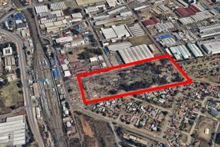 Calling all developers, only vacant land left! Prime property zoned for Industrial 1 or ...