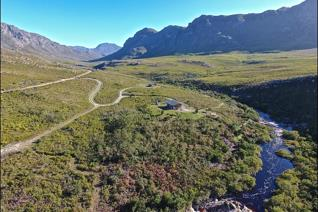 EXCLUSIVE SOLE MANDATE: Looking for that special private property hidden between stunning mountains? Albiflora farm borders on the ...