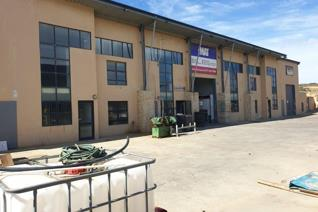 This very neat free-standing industrial property is located within the very secure and ...