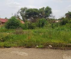 Vacant Land / Plot for sale in Mafikeng Central