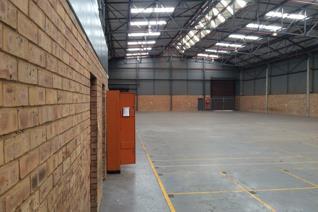 Industrial property to rent in Jet Park - Boksburg