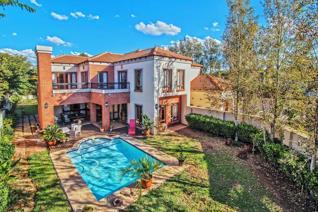 4 Bedroom House to rent in Silver Lakes Golf Estate - Pretoria