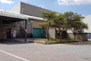 Industrial property to rent in Halfway House - Midrand