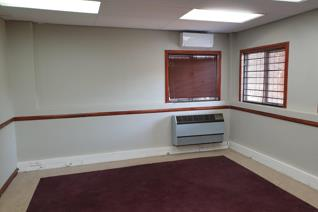 Clean and neat office space to let in Waterkloof. The office has a big reception area. ...