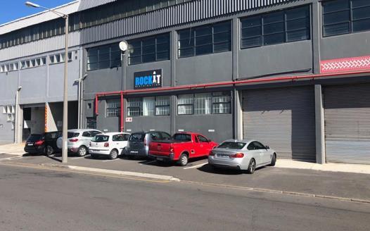 Industrial Property to rent in Paardeneiland