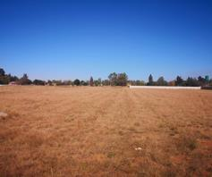 Vacant Land / Plot for sale in Rietkol A H
