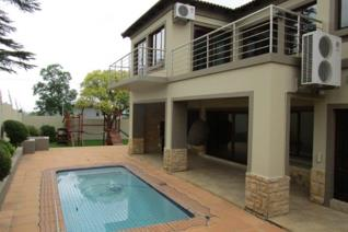 A newly renovated 4 bedroom family home with the security features of a diplomatic ...