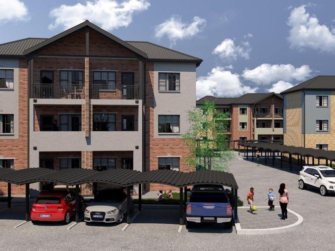 2 Bedroom Apartment / flat to rent in Kibler Park - P24-107714043