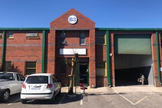 Industrial property to rent in Strijdompark - Randburg