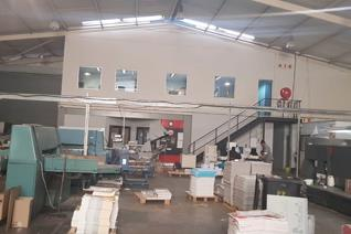 Industrial property for sale in Allandale - Midrand