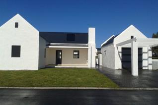 Plot & Plan. Fisherman's Development, Yzerfontein.  This lovely house is full of ...