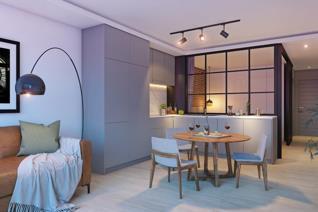 Unit 107 The Aster  Double Volume Garden Apartment in Oranjezicht  Quick Facts:  * 44m2 ...
