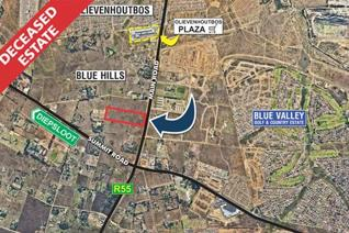 Vacant land / plot on auction in Blue Hills - Midrand
