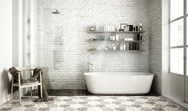 8 Tiling Options To Jazz Up Your Bathroom