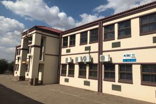 This building is located in a prime location near The VUT and NWU, ideal for offices or ...