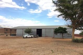 1.   7000 sqm corner erf in safe and accessible industrial area of 