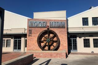 Loft office in vibrant lifestyle centre located 5km from Stellenbosch CBD, The Woodmill ...