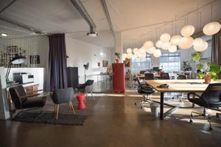 A-Grade, creative type office For Sale located in the The Foundry in the trendy De ...