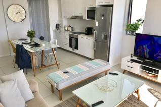 This beautifully spacious and sunny 1 bedroom is available immediately or come 1st September 2019 for a long term let.  The unit comes ...