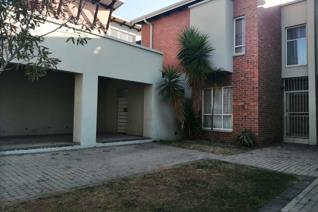 Available 1 March 2020   This duplex townhouse is situated in a security complex with 24h00 guards at the entrance gate of Golf View ...