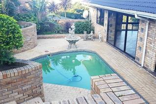 Stunning home offering 4 beds, 2 bathrooms and a separate guest toilet. Enjoy entertaining guests with the gas braai and around the ...