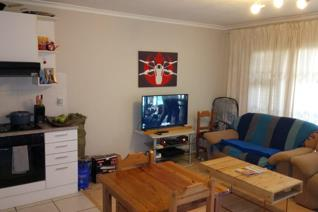 1 Bedroom Apartment in secure complex consisting of open plan kitchen/living room ...
