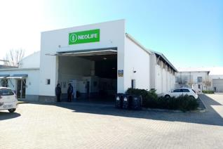 R70 per m² | 854m² Warehouse To Let in Milnerton  854M² WAREHOUSE TO LET ...