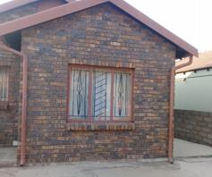 Townhouse for sale in Atteridgeville