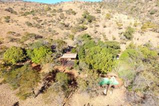Portion 58 of the farm  Buffelsfontein 465 JQ