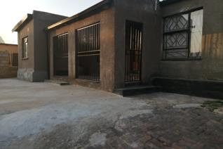 This property is situated in Kanyamazane, walking distance from all amenities.  The property offers four bedrooms, a dining room ...