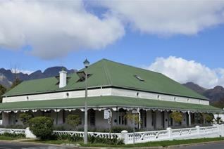 This Franschhoek landmark circa 1904 has been tastefully restored preserving the Victorian charm of yesteryear and offering comfortable ...