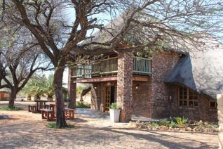 Slow living at its best... This magnificent gem can be located in the Kalahari on the border of Botswana. Known for its wide open ...