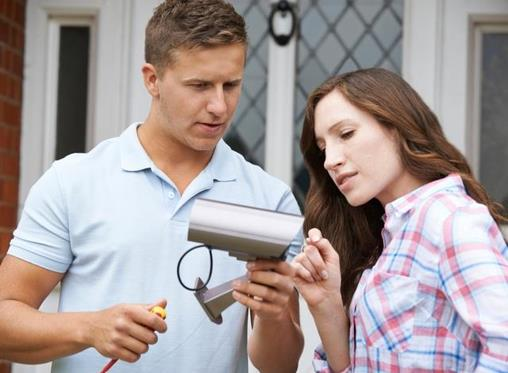 4 security-proofing tips for first-time home buyers