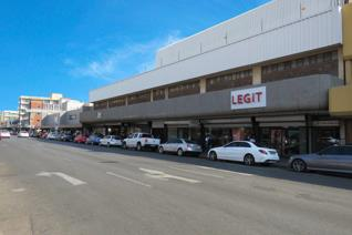 Extent: ± 1 874 m² | GLA: ± 3 867 m² | Anchor tenant (Edcon Limited ...