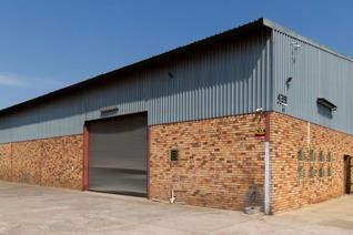 The property comprises of the following: •	Neat and well maintained warehouse •	Office ...