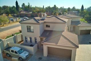 Brand new three bedroom home available in the newly built estate in the centrally ...