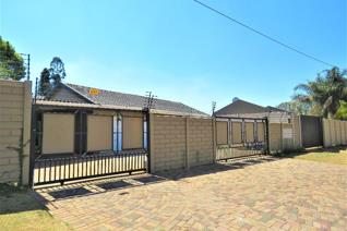 View by appointment only. This unique property situated on a 1991m² stand is ideal ...