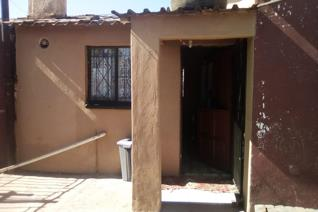 This is a neat big two bedroom stand alone house with a huge Lounge, Dining area and a kitchen in a developing area in Nhlapo Section ...