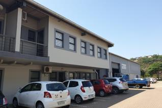 Smart, light industrial unit newly on the market.   This is a double volume unit with a ...