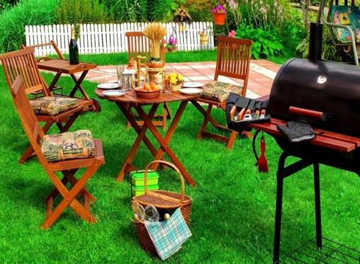 5 easy ways to 'jazz up' your outdoors for Braai Day