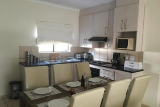 Fully furnished apartment to rent in Barbeque Downs. The unit can be rented on short ...