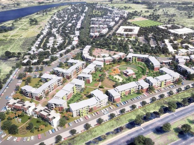 Security and Lifestyle Development in Parkdene