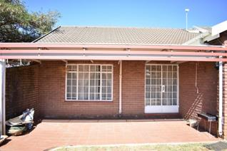 Very neat face brick townhouse for sale in a secured complex, with low maintenance ...
