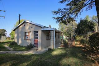Hogsback – 2 x separate units with high visibility on main road.  AUCTION ONE The ...