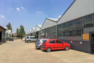 Great investment opportunity within the popular industrial node of Anderbolt/Boksburg on ...