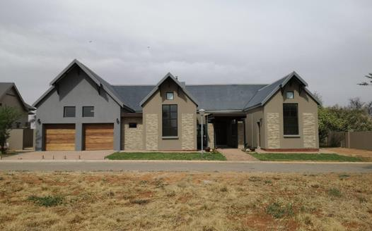 3 Bedroom House for sale in Vaal de Grace Golf Estate