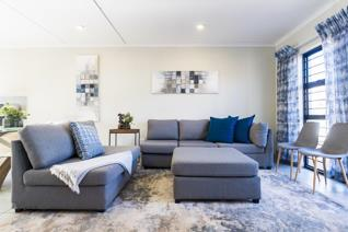 This beautiful home is situated in a secure suburb on the South of Johannesburg, the ...